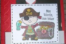carte et bricolage enfant