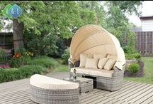 Summer Garden Inspiration / Everything you need to relax and entertain in your garden this summer!