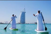 Dubai / Places to see and things to do when visiting Dubai