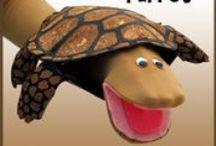Titeres , marionetas .. / Los títeres son un recurso que transforma nuestras clases y a nosotros como maestros... actrices en potencia. Y no sólo para niños!! A poner las manos en obra y practicar!! / by Patricia Carini