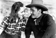 Errol & Olivia / Images of my favourite onscreen couple, Errol Flynn and Olivia de Havilland.
