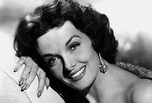 Jane Russell / Sexy, confident and ballsy.