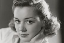 Anne Shirley / A forgotten star of yesteryear