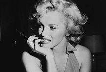 Marilyn Monroe / An enduring symbol of old Hollywood.
