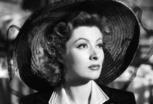 Greer Garson / English elegance and Irish feistiness in one package.