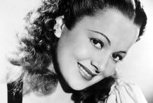 Olivia de Havilland / My favourite actress ever - Dame Olivia de Havilland