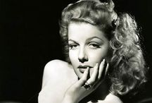 Ann Sheridan / Sultry and husky-voiced Ann Sheridan
