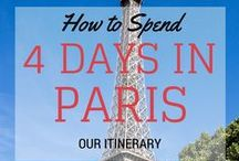 Paris / What to do, where to stay and waht to eat in Paris