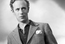 Leslie Howard / Leslie Howard, the classical English actor who was gone too soon.