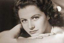 Margaret Lockwood / A beautiful and underrated English actress.