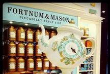 Fortnum & Mason / My favourite store in the entire world, and certainly one of the most elegant.