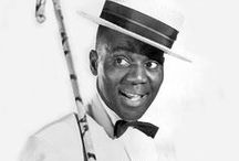 Bill 'Bojangles' Robinson / What a dancer and what a talent.. Bill 'Bojangles' Robinson.
