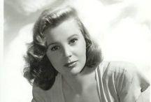 June Allyson / MGM's musical queen. Loved her as Jo in Little Women.