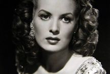 Classic Actresses / Images of actresses of yesteryear.