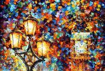 Scenes & Prints / Artwork that I love