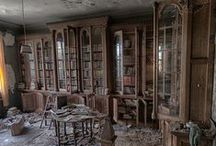 Abandoned / Some are creepy, some are ghostly, some are beautiful, most are incredibly sad...