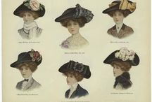 1 9 1 0 s / The 1910s- the last decade of the old world, tea gowns, the Titanic, WW1, and the collapse of old Europe...