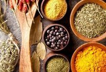 Healing and Healthy Herbs and Spices / How to grow and use herbs to enhance your beauty and wellbeing
