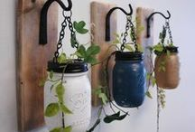 Jars / Fun ideas for recycling jars