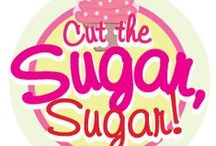 NO MORE SUGAR! / Great tips for beating your sugar addiction and feeling so much better.