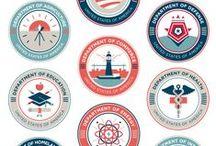 Badges House
