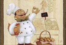 Chef Stuff / Ideas for home chefs