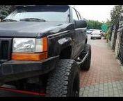 """My Jeep ZJ 5.2 V8, 6.5"""" lift BDS Nitro, LA radius, BFG AT 35"""" / Jeep ZJ mods & rebuild."""