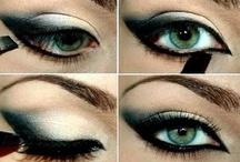 Make-up, Hair, Nails