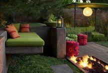 Les terrasses que j'aime... / Terrasses et coins jardins