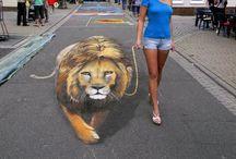 Street & public art