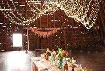 Wedding Lights, Lanterns, and Candles