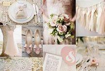 Blush/Pink Weddings