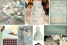Mint and Ivory Weddings