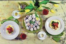 edible Spring / These springtime recipes make eating seasonally easy. #loyaltolocal