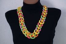 Crochet jewelry - my product / Crochet jewelry
