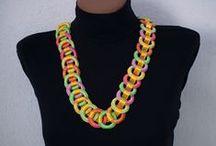 Crochet jewelry - my product / Crochet jewelry