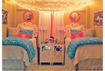 College Dorm Living / by Allie Shea