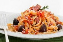Pasta / Nuestras deliciosas pastas son una excelente opción para quien disfruta de una vida activa y aprecia esta fuente nutritiva de carbohidratos simples.