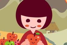 Gohei's Apple | Android Games / Gohei's Apple | Android Games How much can you assort a lot of apples in a time limit?