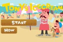 Android Games | Ice Cream Tony's Shop / Ice Cream Tony's Shop GooglePlay Android Free Game