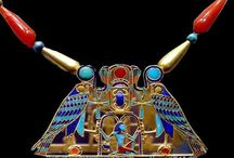 Fabulous  jewelry of ancient Egypt ❤️