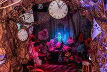 Alice in Wonderland / My Sweet Riot - Attitude made to wear // Online shop: mysweetriot.etsy.com