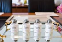 Our Products / i smell great™ is the first and only perfume to use encapsulated scent spheres, a cutting edge approach to how we wear perfume. Our proprietary technology allows for our beautiful fragrances to be captured in microscopic spheres. Our laboratory then suspends the spheres in our fragranced products. What happens next is incredible perfume science that has never been seen before.  www.ismellgreat.com