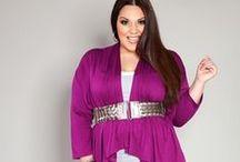 Big And Sexy Fashion Ideas / by Alysia Duran