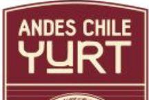 Andes Yurt / Proyectos de implementación Yurts en Chile