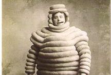 **Michelin Man / by Julia Vaughn Black