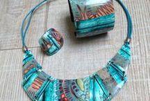 Jewelry 1 / earring, necklace, bracelet