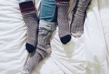 Be cosy / Socks obsession