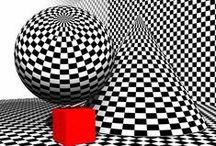 Op Art - László Bagi / Op Art, NEO geometrikus absztrakt