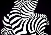 Victor Vasarely _2 / Op Art